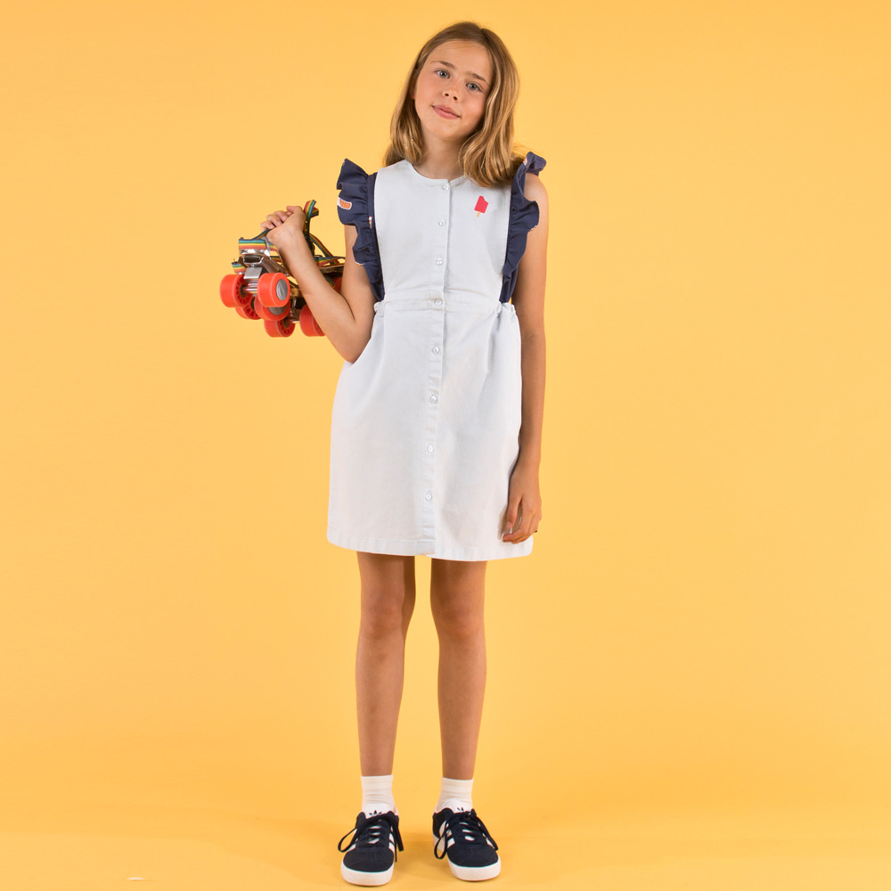 POPSICLE SL DRESS