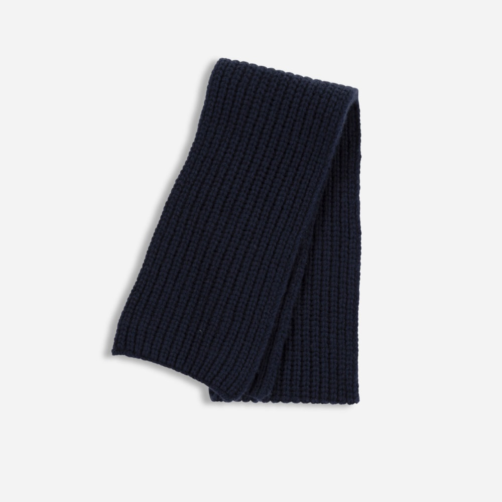 올리비에 SCARF_FRENCH NAVY