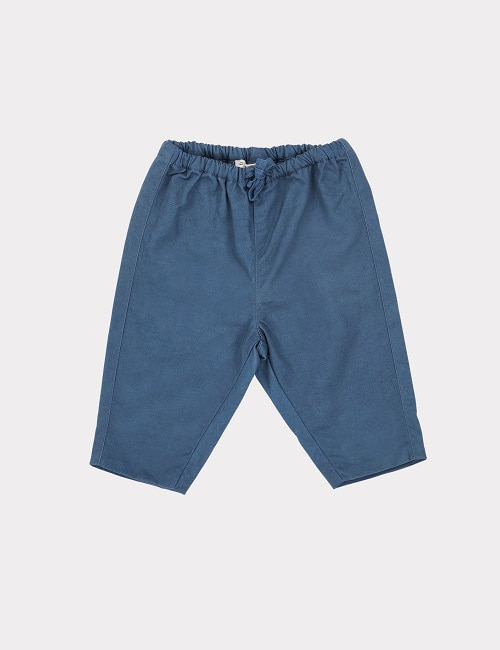 카라멜 VULTURE BABY TROUSERS-AIRFORCE BLUE