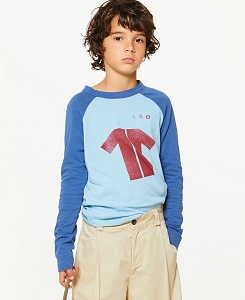 타오/CRICKET KIDS T-SHIRT 000760_143