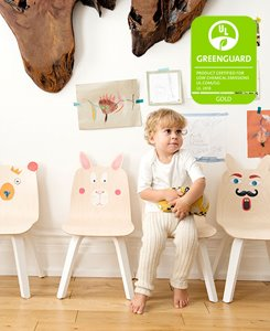 PLAY CHAIRS(SET OF 2)