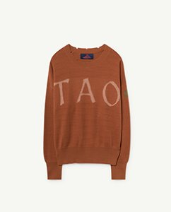 TAO BULL KIDS SWEATER 000942_052_MH