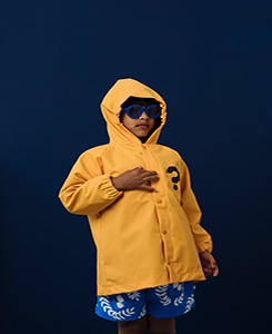 RAIN JACKET_YELLOW