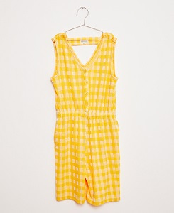 YELLOW PLAYSUIT_YELLOW