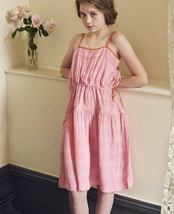 ALYSSUM DRESS _PINK