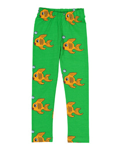 LEGGINGS_GREEN FISH