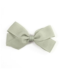 베르티존스 Medium Hair clip_Olive Gray