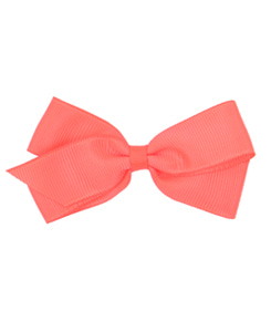 베르티존스 Medium Hair clip_Neon Orange