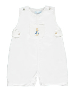 Peter Rabbit Mini Dungarees_Blue