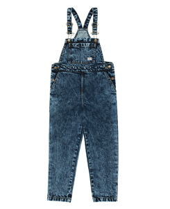 타이니코튼 DENIM OVERALL_SNOWY BLUE