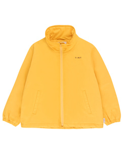 타이니코튼 CAT JACKET_YELLOW/BROWN
