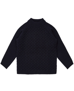 카라멜 ORPHEUS JUMPER_NAVY