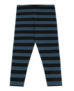 타이니코튼 STRIPES PANT_BLACK/TRUE NAVY