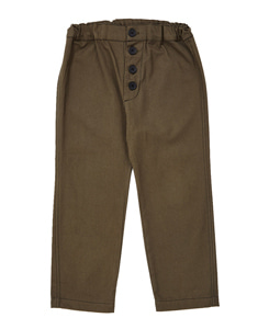 카라멜 APOLLO TROUSER_BALSAM GREEN