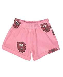 휴고러브스티키 TERRY SHORTIES_PINK RASPBERRY