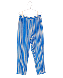 피쉬앤키즈 STRIPES PANTS_BLUE
