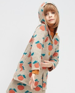 우프 CLEMENTINE TOGGLE COAT_GREY/A