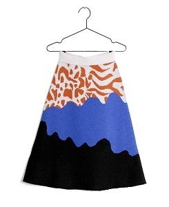 울프앤리타 JULIA MACULELE SKIRT