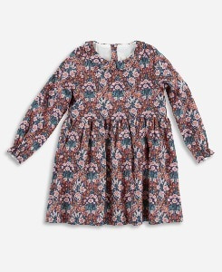 올리비에 PEGGY DRESS_MOUNTAIN PRIMROSE