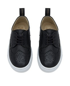 영솔슈즈 OSCAR BROGUE SHOES_BLACK