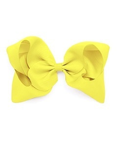 베르티존스 Extra Large Hair clip_Lemon