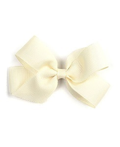 베르티존스 Medium Hair clip_Ivory