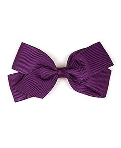 베르티존스 Medium Hair clip_Regal Purple