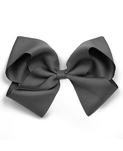 베르티존스 Extra Large Hair clip_Charcoal