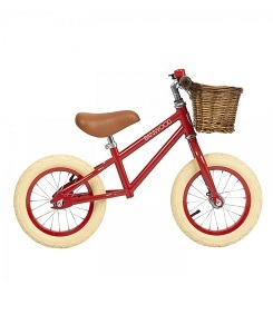 밴우드 BALANCE BIKE FIRST GO_RED