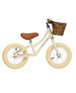 밴우드 BALANCE BIKE FIRST GO_CREAM