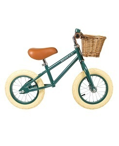 밴우드 BALANCE BIKE FIRST GO_DARK GREEN