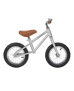 밴우드 BALANCE BIKE FIRST GO_CHROME