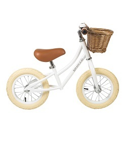 밴우드 BALANCE BIKE FIRST GO_WHITE