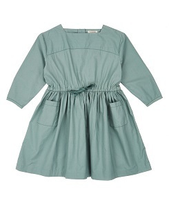 카라멜 Knightsbridge Dress_Stone Grey