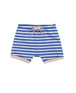 카라멜 Belgravia Baby Shorts_Blue Stripe