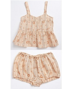 카라멜 PICADILLY SET_ROSE TAN
