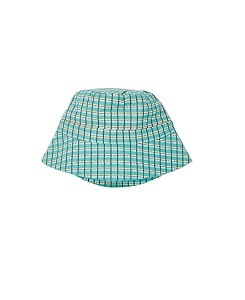 카라멜 Wembley Baby Hat_Tourmaline Painted Check