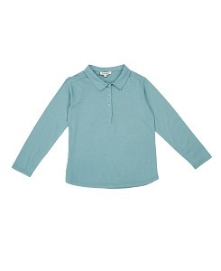 카라멜 CLERKENWELL POLO_SOFT BLUE