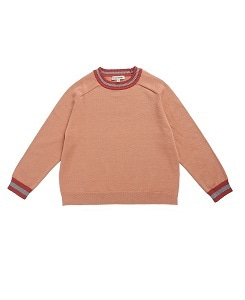 카라멜 SYDENHAM JUMPER_CLAY
