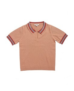 카라멜 COVENT GARDEN POLO_CLAY
