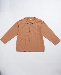 카라멜 WESTMINSTER SHIRT_TOAST