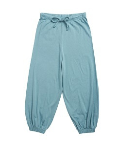 카라멜 SOUTHBANK TROUSERS_SOFT BLUE