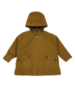 카라멜 BROMPTON RAINCOAT_OPALINE GREEN