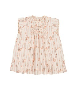 카라멜 Clapham Baby Dress_Rose Tan