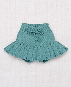 미샤앤퍼프 Skating Pond Skirt_Dusty Blue