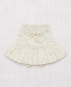 미샤앤퍼프 Skating Pond Skirt_Faded Space Dye