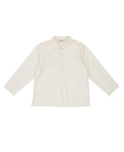 카라멜 WESTMINSTER SHIRT_WHITE