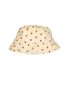 헬로시모네  hat milo_dots red