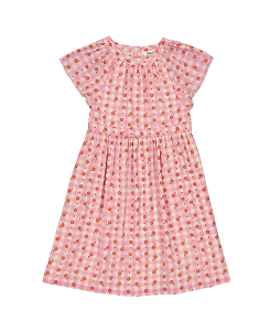 헬로시모네  cassiopee dress_vichy rose