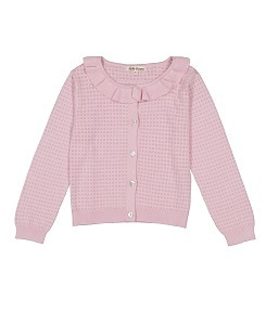 헬로시모네 sara cardigan_pale rose